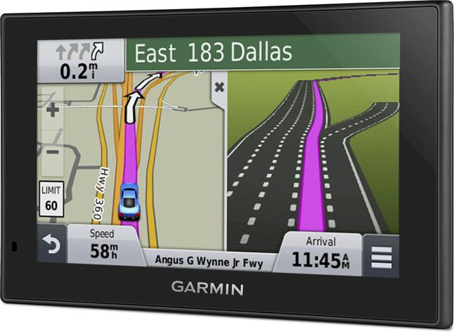 Portable navigation shopping guide