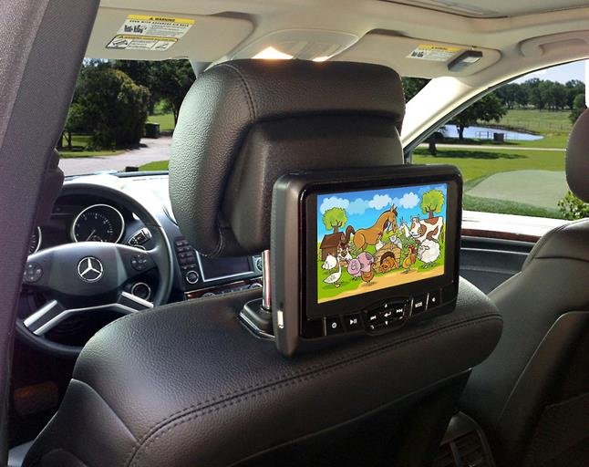 Backseat Video Systems Can Help Keep Your Pengers Entertained On Trips Of Any Length