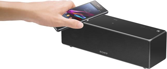 Sony SongPal with SRS-ZR7