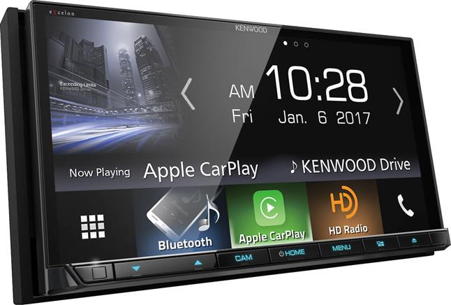 Kenwood Excelon DDX9904S DVD receiver