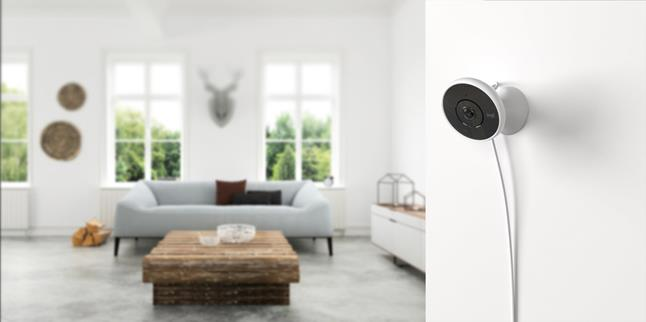 Logitech Circle 2 wall-mounted Wi-Fi camera