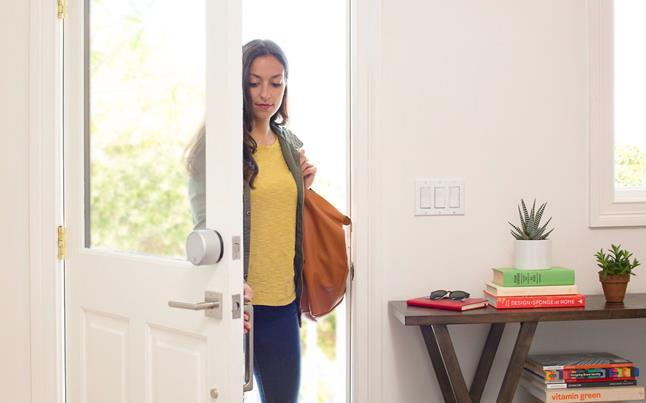 August Smart Lock Pro for keyless home entry