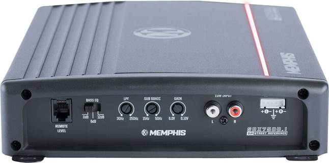 Memphis Audio SRX750D.1