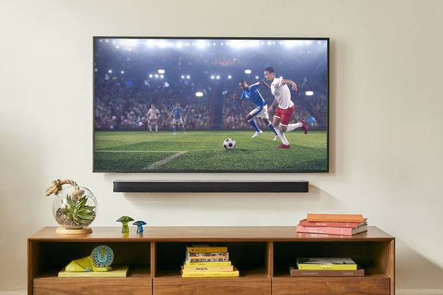 JBL's Link Bar turns any TV into a smart TV.