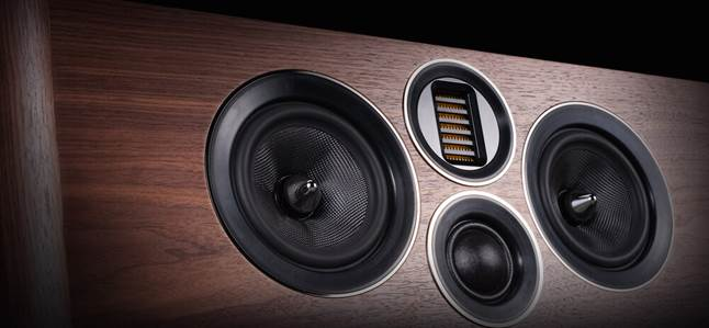 Wharfedale EVO4.C center channel speaker