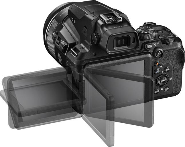 The Nikon Coolpix P950