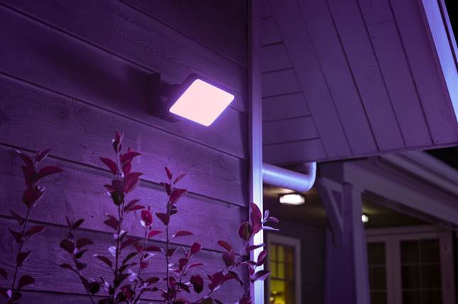 Philips Hue White and Color Ambiance Outdoor floodlight