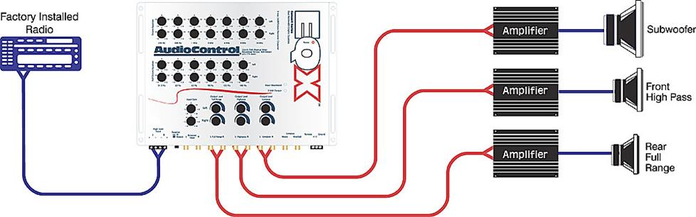 x161EQXW O how to choose a crossover car audio crossover wiring diagrams at bayanpartner.co