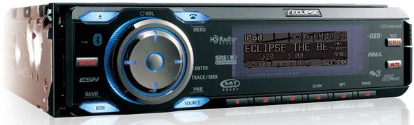 Eclipse CD7200 mk II CD Receiver