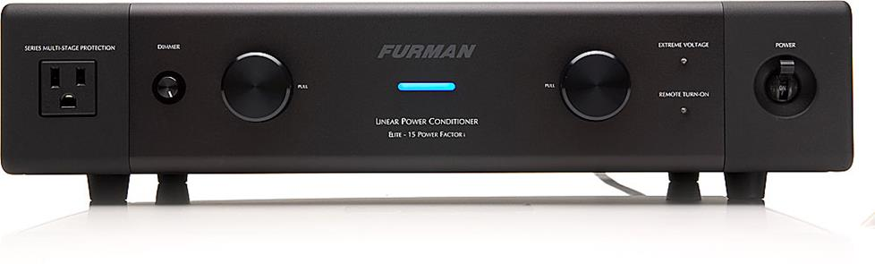 Furman elite-15 PFi power conditioner
