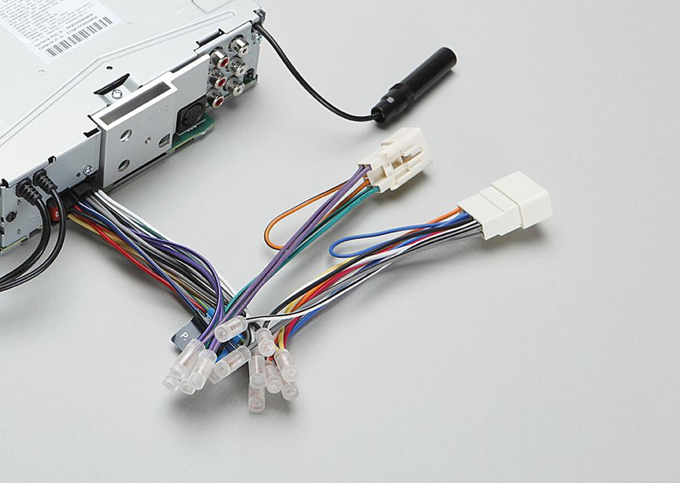 x669PP500 o2 how to install a car stereo wire harness for aftermarket radio installation at gsmportal.co