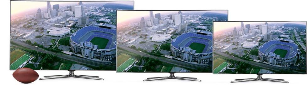 Ideal Size Tv For Living Room Living Room