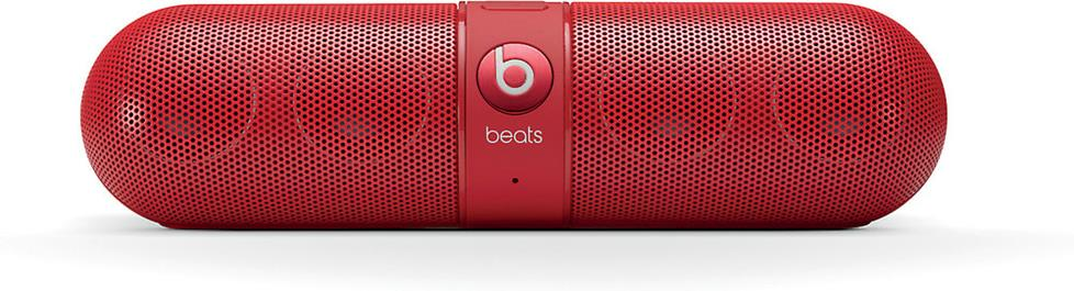 Beats by Dr. Dre Pill red