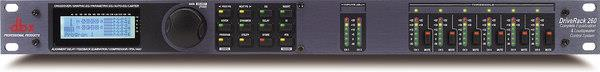 dbx 260 loudspeaker management processor