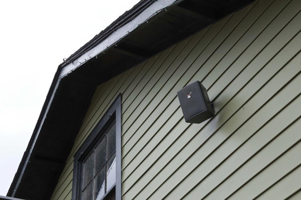 How To Choose The Best Outdoor Speakers