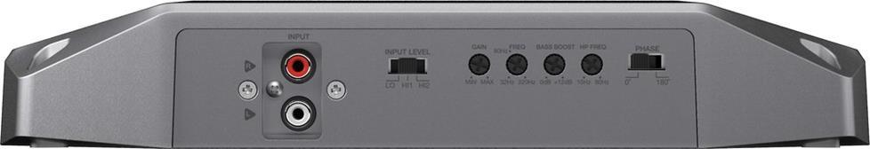 Infinity Kappa K600 Mono subwoofer amplifier — 600 watts RMS x 1 at
