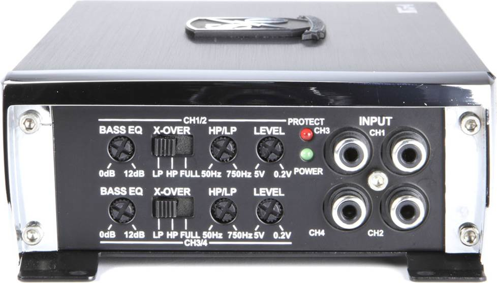 Sound OrdnanceT M75-4 amplifier