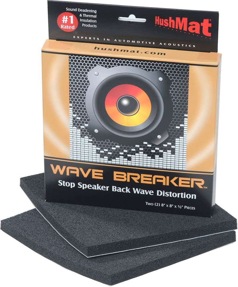 12 Tips For Getting The Best Sound Quality In Your Car Surround Installation Hushmat Door Speaker Kit