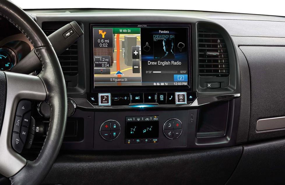 In-dash Navigation Shopping Guide: What to Look for in an In-dash GPS Navigation Receiver