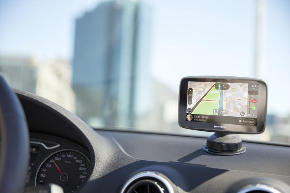 TomTom GO 52 Portable navigator with 5