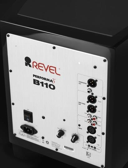 Revel Performa3 B110 powered subwoofer