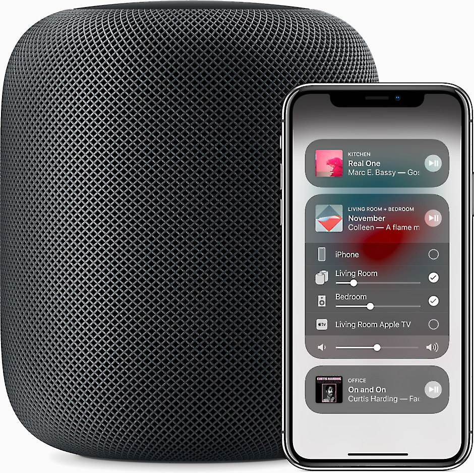 Airplay 2 app and Apple HomePod