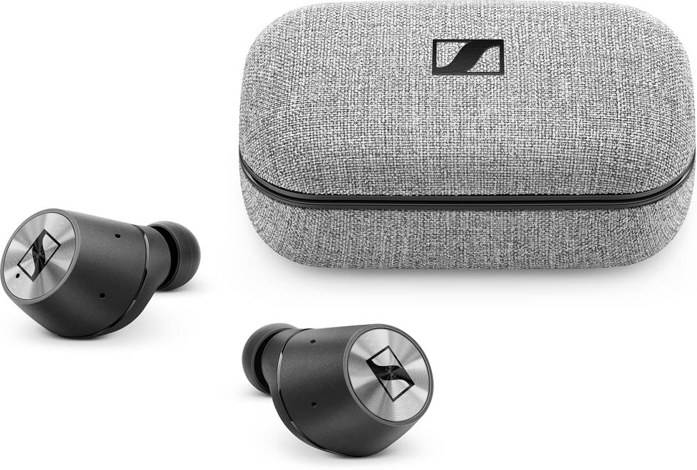 Sennheiser Momentum True Wireless headphones with case