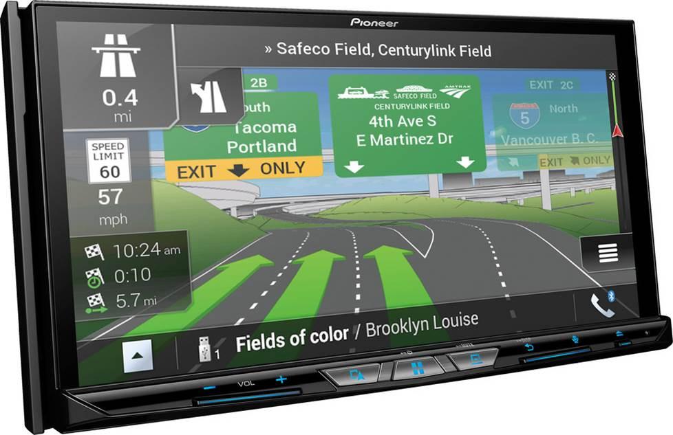 Best In-dash Navigation Stereos for 2019: Crutchfield Best