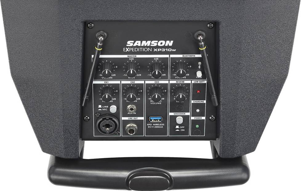 Samson Expedition XP310w