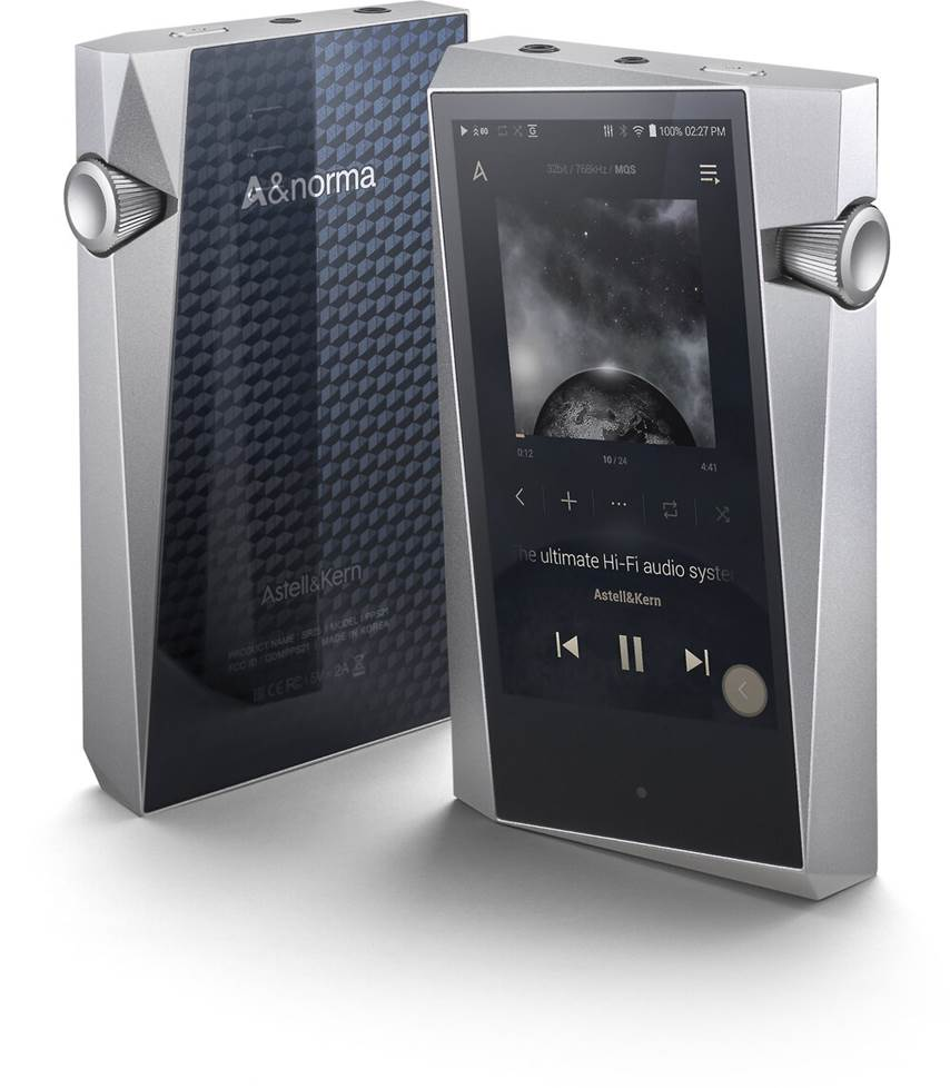 Astell & Kern SR25 portable hi-res music player