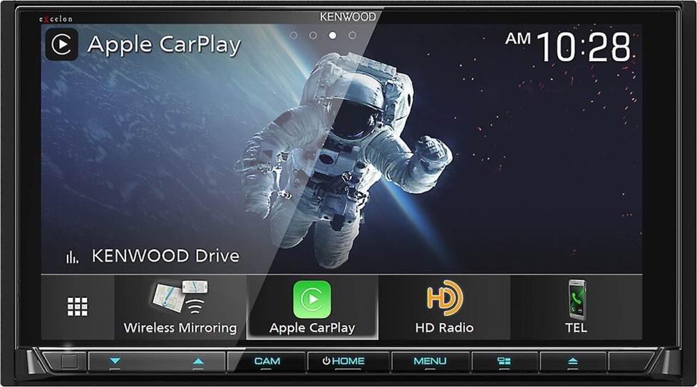 Kenwood DDX9907XR DVD receiver