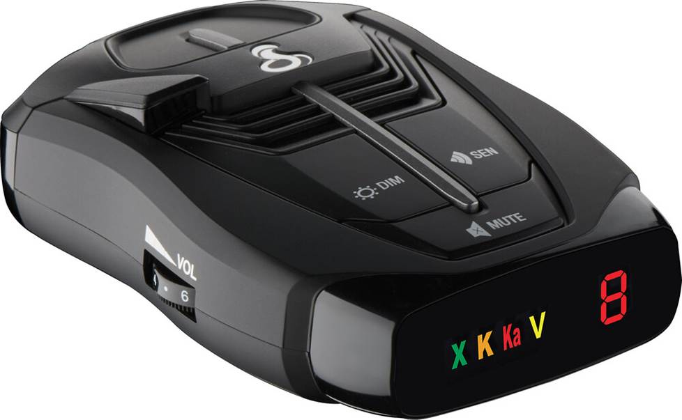 Cobra RAD 380 radar detector