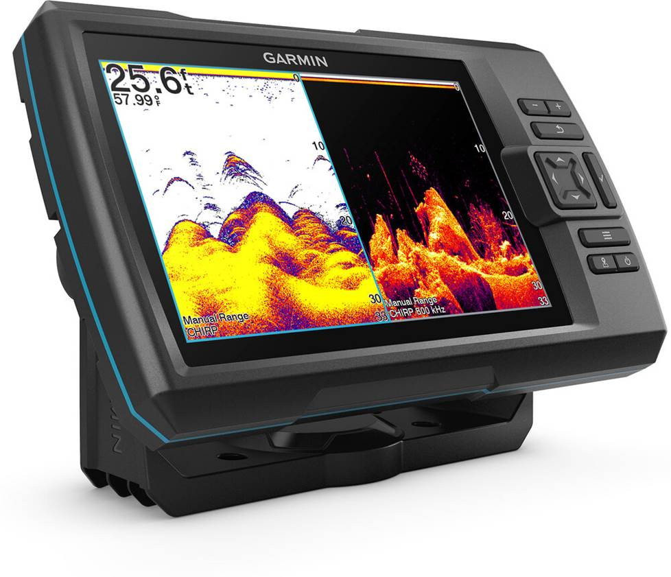 Garmin STRIKER Vivid 7cv fishfinder