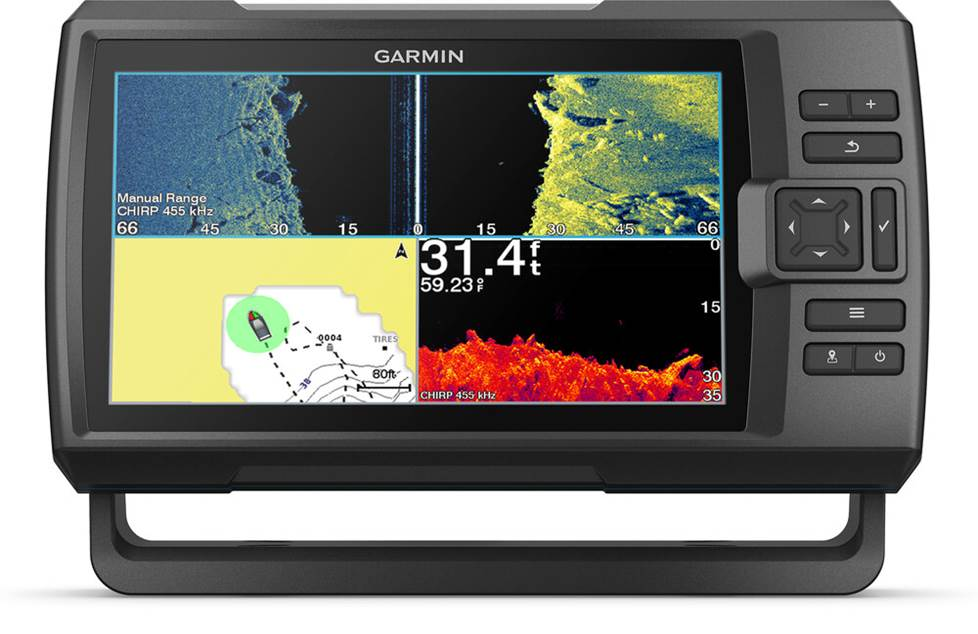 Garmin STRIKER Vivid 9sv fishfinder