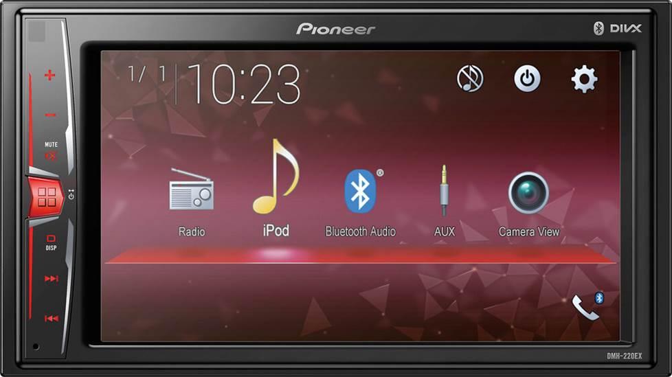 Pioneer DMH-220EX Digital Multimedia Receiver