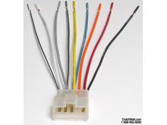 x120701382 f wiring harnesses at crutchfield com metra 70-1720 receiver wiring harness at aneh.co