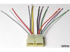 Metra 70-1762 Receiver Wiring Harness