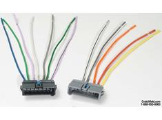 Metra 70-1817 Receiver Wiring Harness