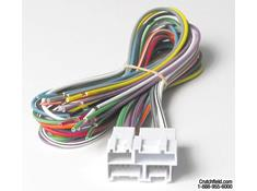 Metra 70-1858L Receiver Wiring Harness