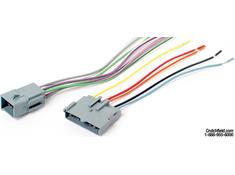 Metra 70-5005 Receiver Wiring Harness