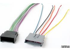 Metra 70-5008 Receiver Wiring Harness