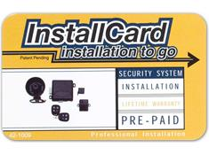InstallCard: Security