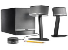 on Bose® Companion® multimedia speaker systems