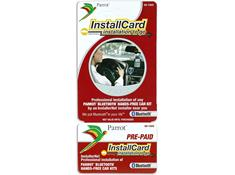 InstallCard: Bluetooth® Car Kit