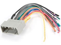 Metra 70-6502 Receiver Wiring Harness