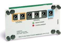 On-Q Multi-voltage Power Distribution Module