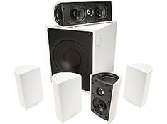 on a Definitive ProCinema 600 home theater speaker system