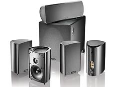 on a Definitive home theater speaker system with purchase of select receivers