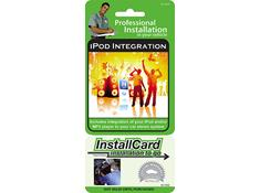 InstallCard: iPod®/MP3 Interface