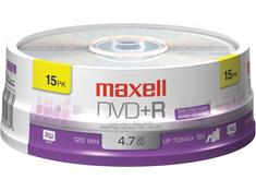 Maxell Recordable DVD+R Disc